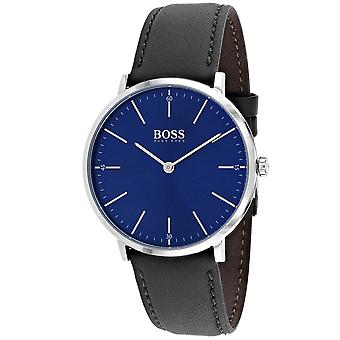 Hugo Boss Men's Horizon Blue Dial Uhr - 1513539