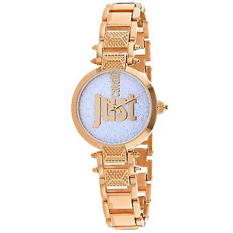 Just Cavalli Women's Just Mio Silver Dial Watch - JC1L076M0145