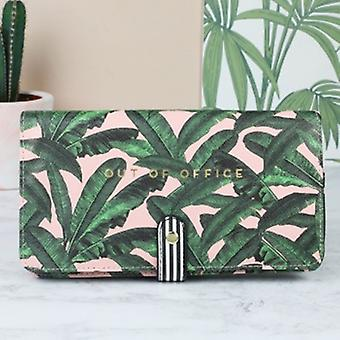Ladies Botanical Design Travel Wallet | Gifts From Handpicked