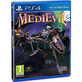 Medievil PS4 Game