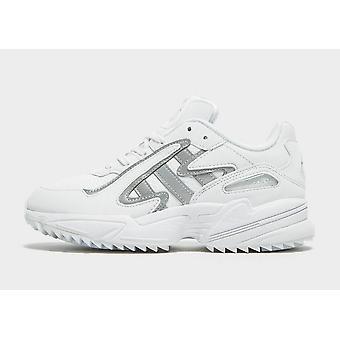 New adidas Originals Kids' Yung 96 Chasm Trail Trainers White