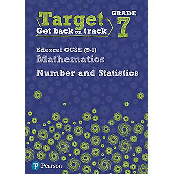 Target Grade 7 Edexcel GCSE 91 Mathematics Number and Sta by Diane Oliver