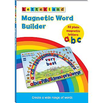Magnetic Word Builder by Wendon & Lyn