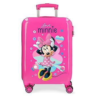 Minnie rakkaus käsi matka tavara vaunu