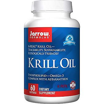 Jarrow Formulas Krill oil 60 softgels
