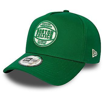 New era NBA Felt patch Trucker cap ~ Boston Celtics