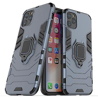 For iPhone 11 Pro Max Protective Case, Shockproof Armour Case, Grey