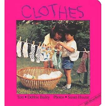 Clothes (Talk-about Board Books)