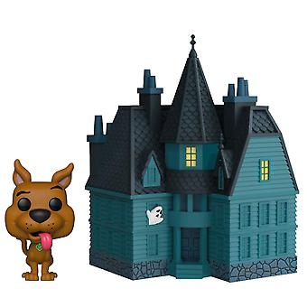 Scooby Doo Scooby & Haunted Mansion Pop! Town