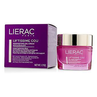 Liftissime cou redensifying gel cream for neck & decollete 217992 50ml/1.7oz