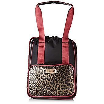 SOLDOTNA GIOSEPPO - Black Woman handbag (Negro) 11x28x39 cm (W x H L)