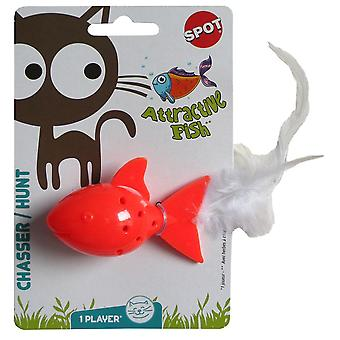 Agrobiothers Catnip Power Fish Cat Toy (Cats , Toys , Plush & Feather Toys)