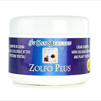 San Bernard Zolfo Plus Cream Shampoo 250 Ml. (Dogs , Grooming & Wellbeing , Shampoos)