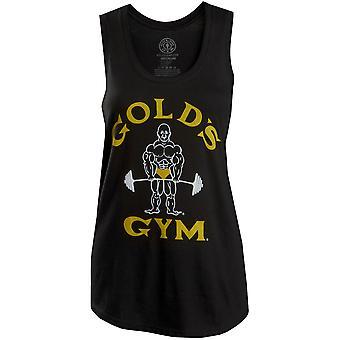 Gold's Gym Women's Classic Joe Racerback Tank Top - Black
