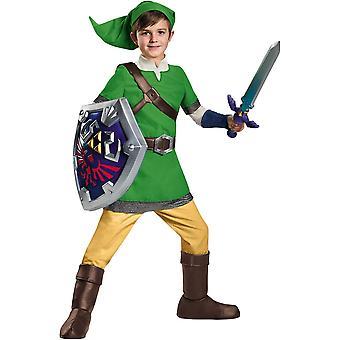 Link Deluxe traje de niño