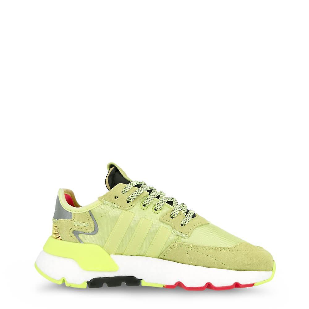 Adidas Original Damskie Trampki całoroczne - Żółty Kolor 38623 JMzIZ