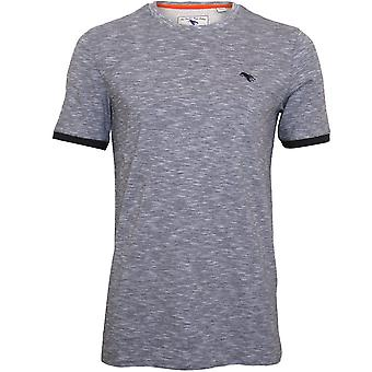Ted Baker Crew-Neck T-Shirt, Navy Melange