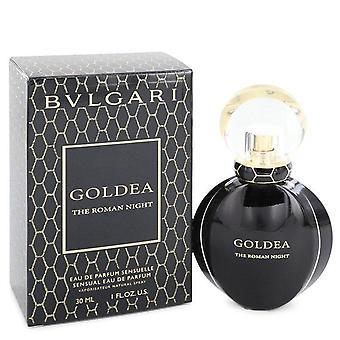 Bvlgari Goldea die römische Nacht Eau De Parfum Sensuelle Spray von Bvlgari 1 oz Eau De Parfum Sensuelle Spray