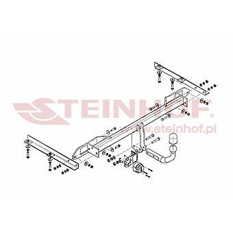 Steinhof Towbar (mocuje 2 śruby) dla Vauxhall ASTRA mk6 Saloon 2012-2015