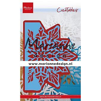Marianne Design Creatables Daes - Dado pieghevole porta - Crystal Large LR0632 120x200 mm