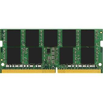 Kingston 8 GB 2666 MHz DDR4 Non-ECC cl19 SODIMM 1RX8 8 GB DDR4, kvr26s19s8/8