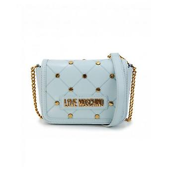 Love Moschino Accessories Stud Quilt Crossbody Bag
