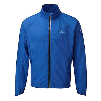 Ronhill Junior / kids Pursuit Running Jacket Cobalt Blue