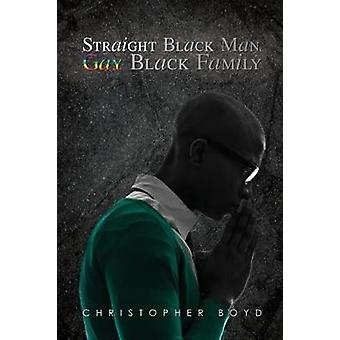 Straight Black Man Gay Black Family by Boyd & Christopher