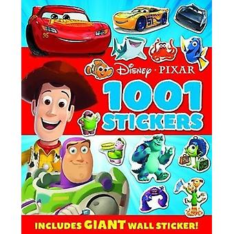 PIXAR 1001 Stickers