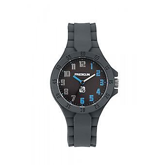Watch Freegun Ollie EE5255 - child grey Silicone
