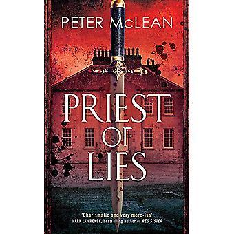 Sacerdote delle bugie di Peter McLean - 9781787474260 Libro