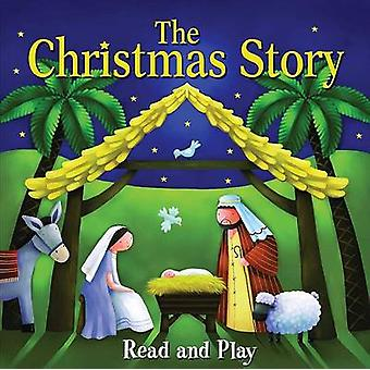 The Christmas Story by Juliet David - Jo Parry - 9780825474002 Book