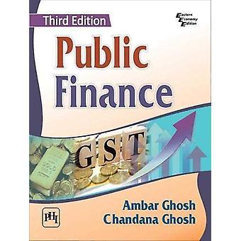 Public Finance by Ambar Ghosh - 9789388028271 Book