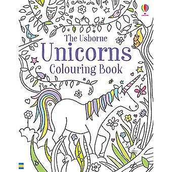 Unicorns Colouring Book by Kirsteen Robson - 9781474974530 Book
