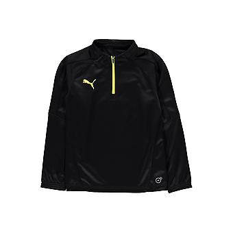 Puma Essentials Trimestrul Zip Top Junior Boys