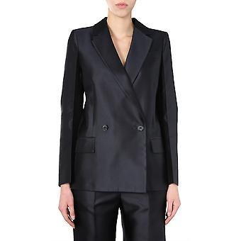 Givenchy Bw309r12mn498 Damen's Blaue Wolle Blazer