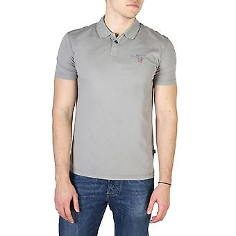 Man short sleeves polo n84471
