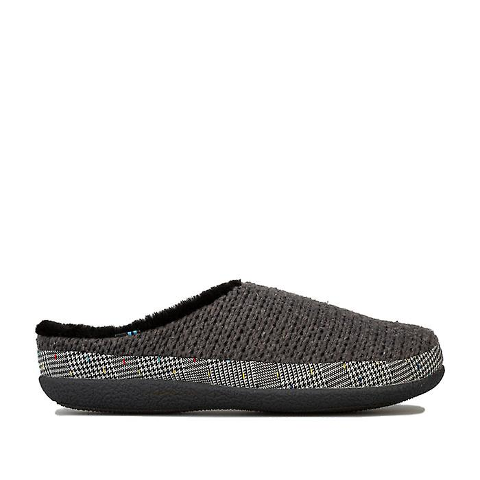 Women's Toms Ivy Mule Slippers in Grey sA5Sj