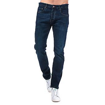 Men's Weekend Offender Tapered Fit Jeans in Blue