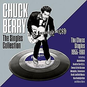 Chuck Berry - Singles Collection [CD] USA tuonti