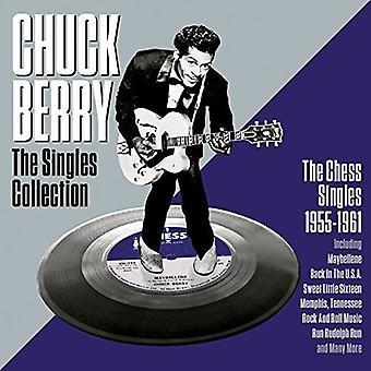 Chuck Berry - importazione USA Singles Collection [CD]