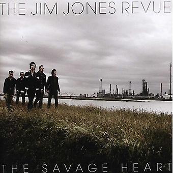 Jim Revue Jones - importation USA Savage Heart [CD]