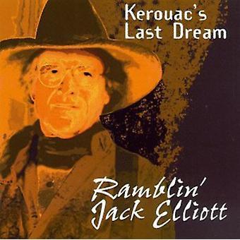 ランブリン ・ ジャック ・ エリオット - ケルアックの最後の夢 [CD] USA 輸入