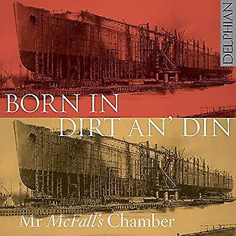 Born In Dirt An Din [CD] USA import
