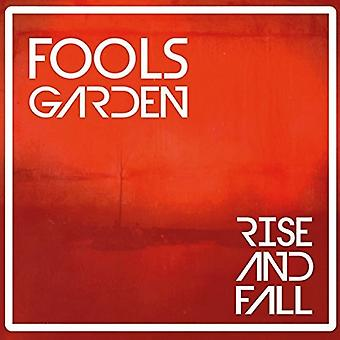 Fools Garden - Rise & Fall [CD] USA import