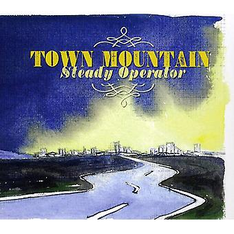 Town Mountain - Steady Operator [CD] USA import