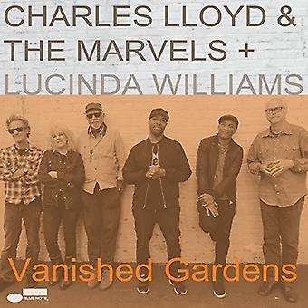 Charles Lloyd & the Marvels - Vanished Gardens (Feat Lucinda Williams) [CD] Usa import