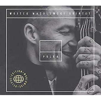 Wojtek Mazolewski Quintet - Polka [CD] USA import