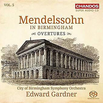 Mendelssohn In Birmingham 5 [SACD] USA import