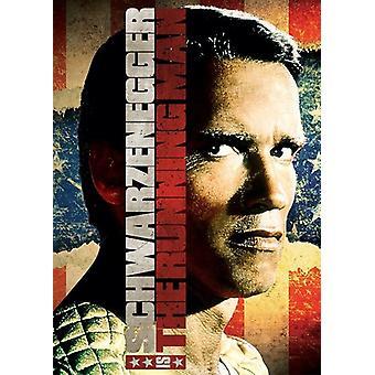Running Man (1987) [DVD] USA import